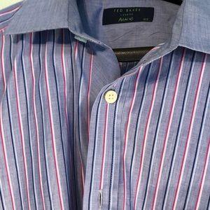 Ted Baker Cuff link shirt 15